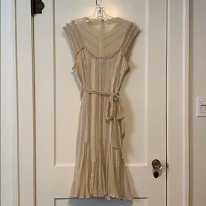 Vintage BCBG victorian dress